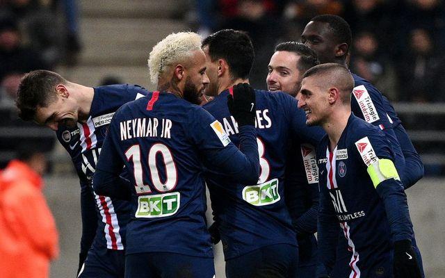 موعد ومعلق مباراة باريس سان جيرمان ونانت والقنوات الناقلة اليوم الثلاثاء 4-2-2020