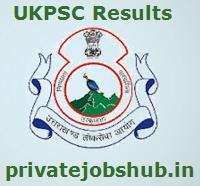 UKPSC Results