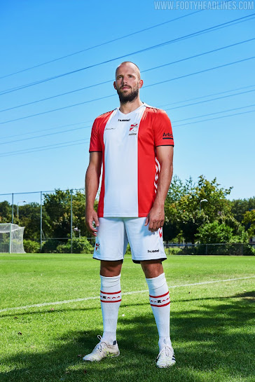Fc Emmen 20 21 Home Away Kits Unveiled Footy Headlines