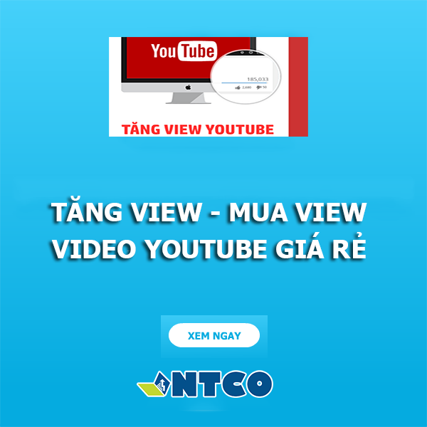Mua view youtube