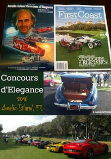 Concours d'Elegance Amelia Island, FL