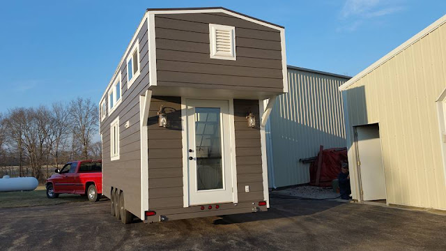 Mount Vernon Tiny House