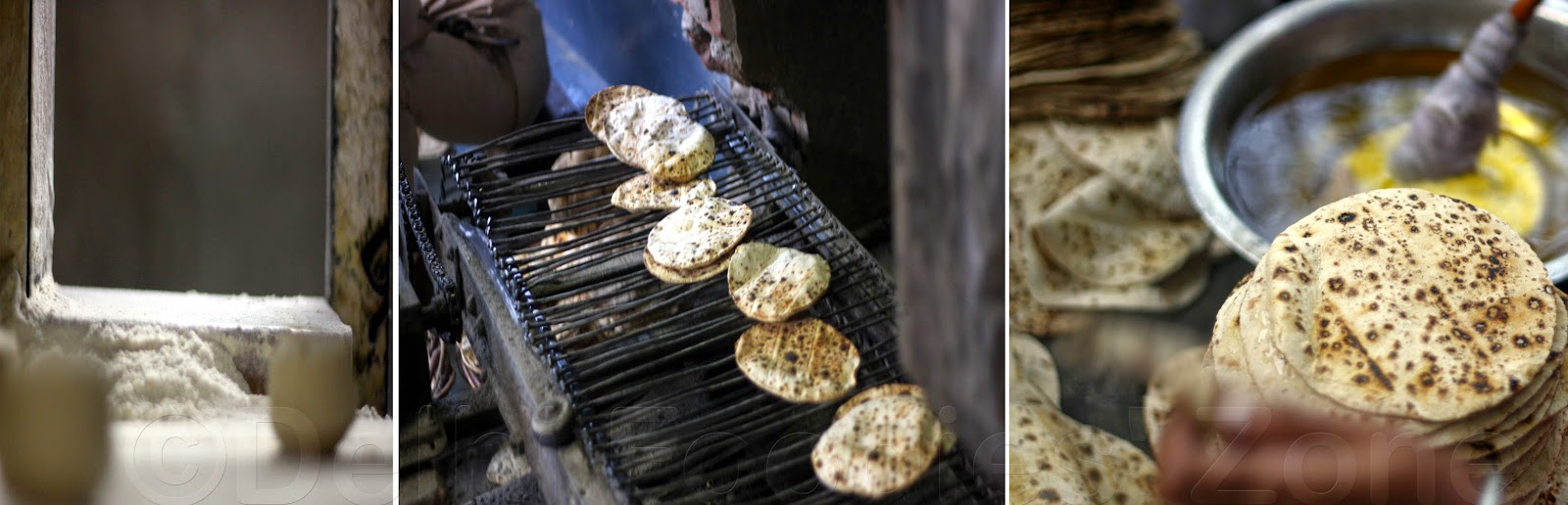 delhi foodies zone behind the scenes of golden temple langar the automated roti chapati making machine at the golden temple everything from the dough kneading to the rolling of chapattis and the final puffing sekna