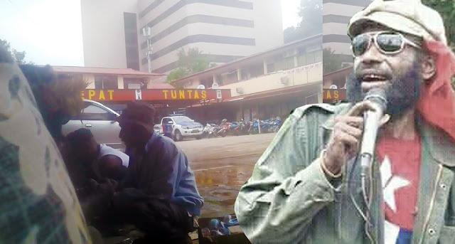 #URGENT - Sejak Kemarin, Bazoka dan 63 Orang Lain Masih Ditahan