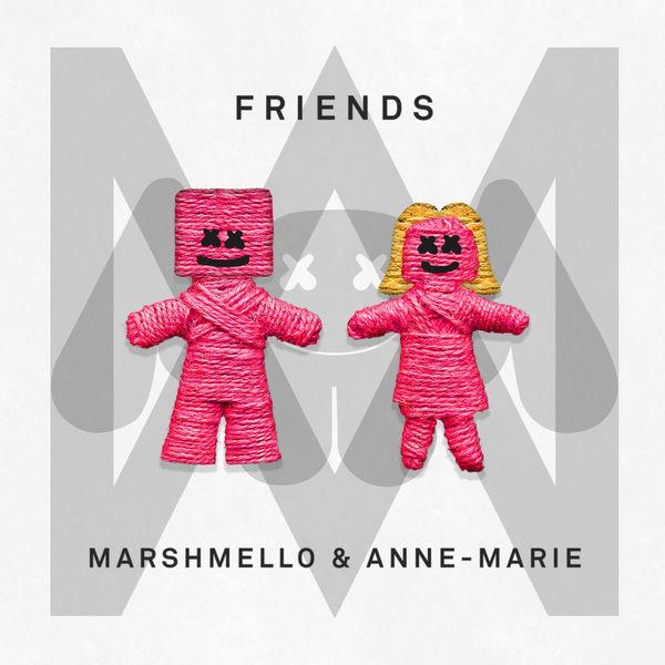 Marshmello & Anne-Marie – FRIENDS – Single [iTunes Plus AAC M4A]