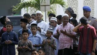 Pertama kalinya kaum homoseksual ditangkap di Aceh