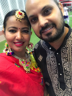 Shopping, Style and Us: India's Best Shopping and Self-Help Blog- Varun Saklani with Jiya Mishra Saklani, a part of Team SSU