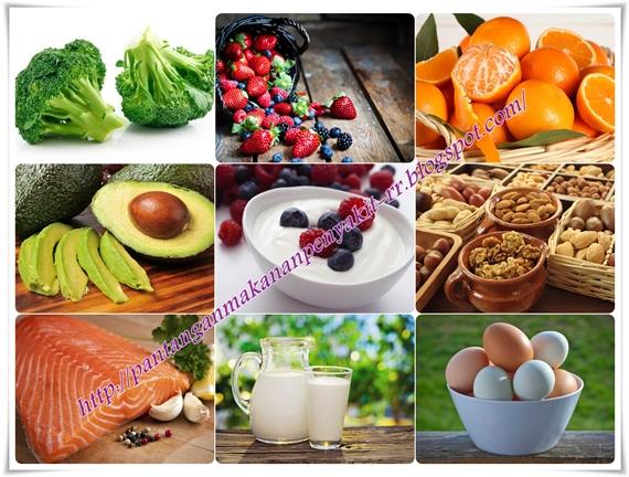 Makanan Untuk Menguatkan Tulang dan Persendian