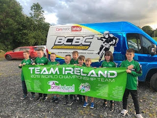 belfast city bmx club going to Zolder 2019 World Bmx Championships