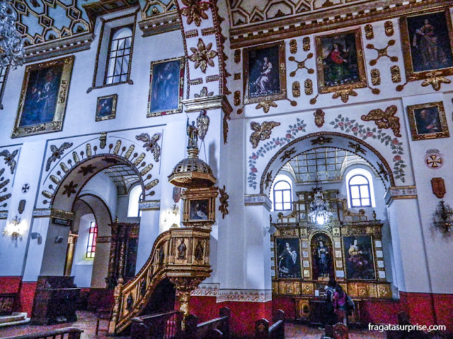 Igreja de San Agustín, Bogotá, Colômbia