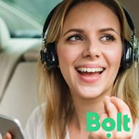 Kody promocyjne Bolt za konto w BNP Paribas