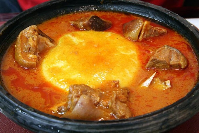 Tribes in Ghana and their Food