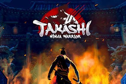Download Game Android Takashi: Ninja Warrior