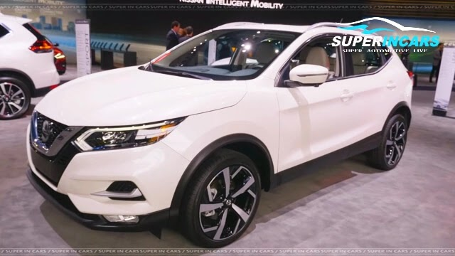 2020 Nissan Rogue and Rogue Sport