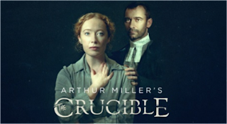 Theatre Review: The Crucible - Theatre Royal, Glasgow ✭✭✭½