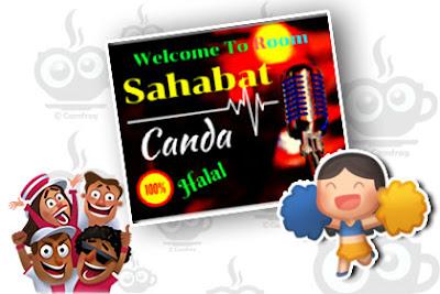 Kopdar Akbar Dan Baksos Room Sahabat Canda | Cafe Camfrog