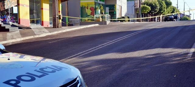Nova Cantu: Esquadrão antibomba é acionado por ameaça de explosivo deixado em agência bancária