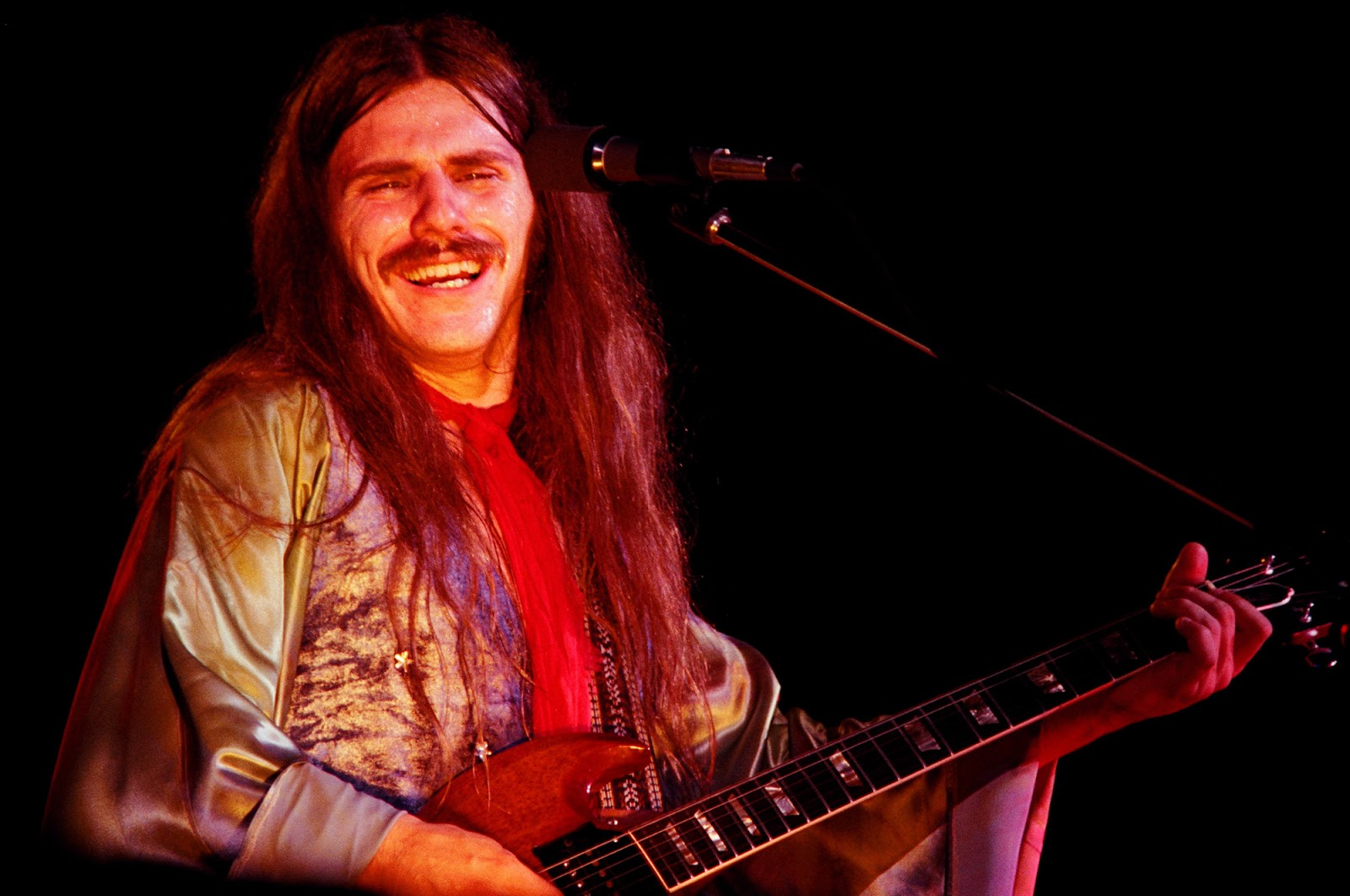 classic rock here and now frank marino monster guitarist for