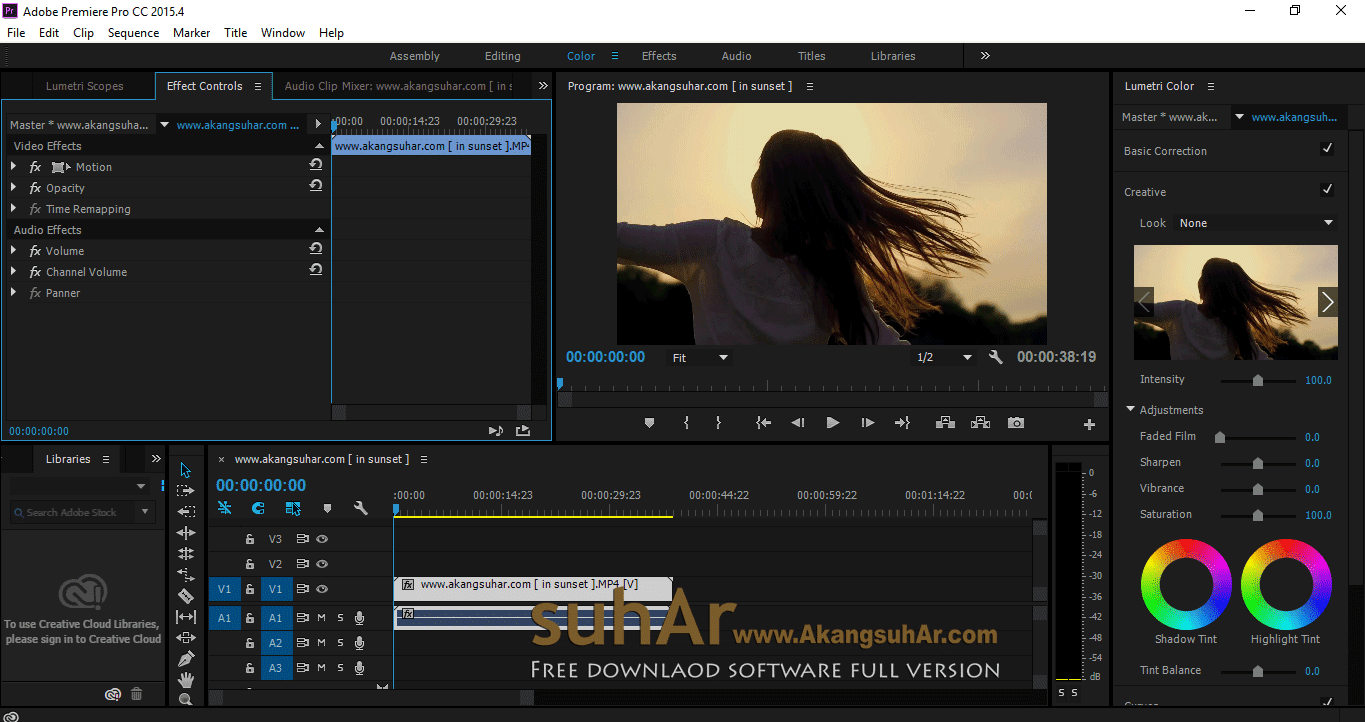 Gratis Download Adobe Premiere Pro CC 2015 Full Crack Terbaru