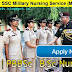 How to Join MNS After BSc Nursing? Military Nursing Service 2020 Notification Issued, Online Registration Started