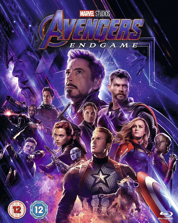 Avengers Endgame 1080p