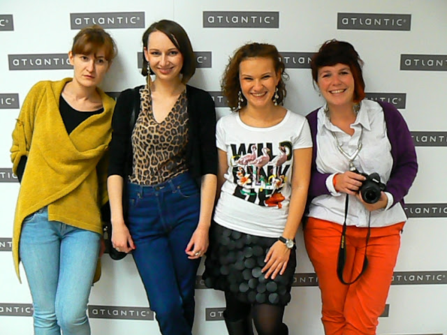 Atlantic - spotkanie blogerek - zapowiedź