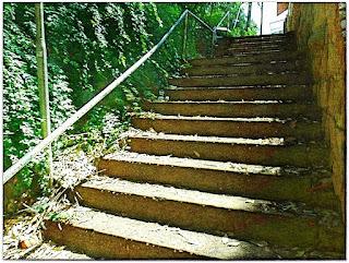 Escadaria da Alameda Santo Amaro - Vila IAPI, Porto Alegre