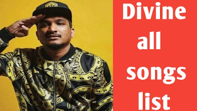 Divine all songs