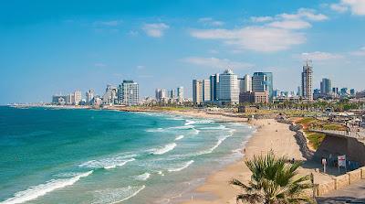 Google nomeia Tel Aviv o quinto destino mais 'tendência'