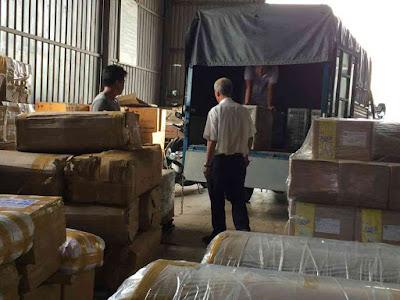 Dịch vụ vận tải nào vận chuyển hàng hóa uy tín tại Hà Nội