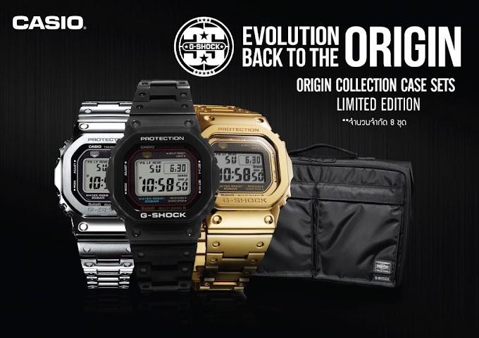 G-Shock  GMW-B5000 Series นาฬิกาสวยทรงคลาสสิคที่น่าจับตามอง