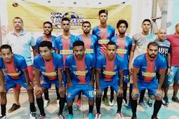Copa Verão: Riachuelo goleia Industrial/Deportivo por 9 a 2
