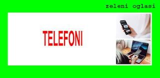20 PRODAJA TELEFONA NA ZELENIM OGLASIMA