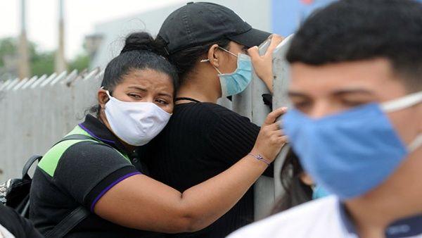 Ecuador supera los 74.000 casos positivos de la Covid-19