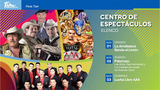 palenque feria tamaulipas 2019