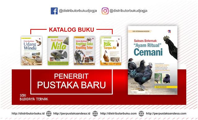 Buku Terbaru Terbitan Penerbit Pustaka Baru Seri Budidaya Ternak