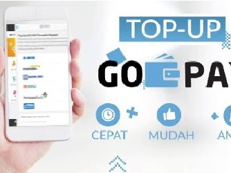 Alternatif Cara Top Up Saldo Go Pay