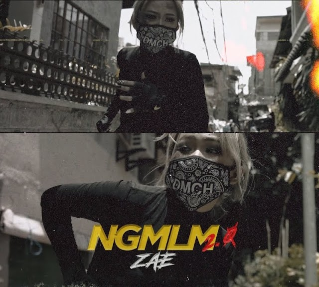 Zae - NGMLM (Official Music Video) | a1lyrics