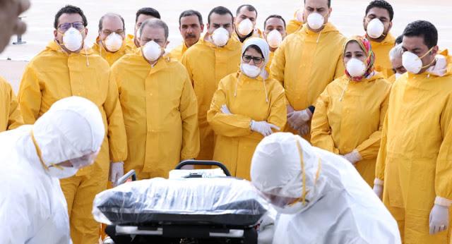"""مصر تعلن أنها باتت """"خالية"""" من فيروس """"كورونا"""""""