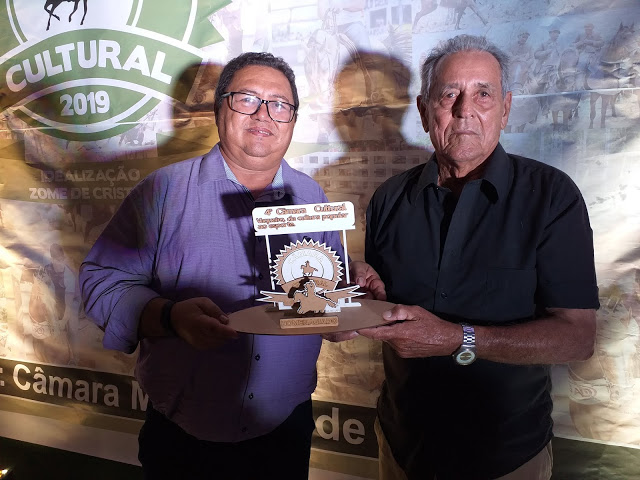 Jodoval Pontes participa da IV edição do projeto Câmara Cultural de Japi.