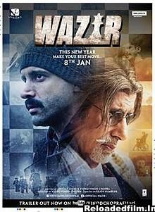 Wazir (2016) Full Movie Download 480p 720p 1080p
