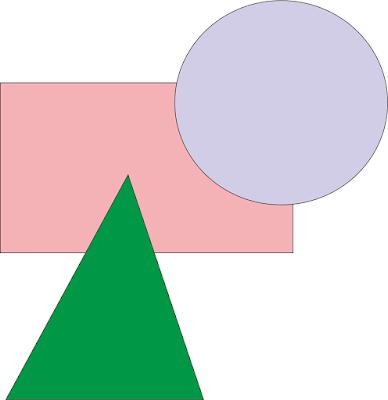 צורות גיאומטריות במישור