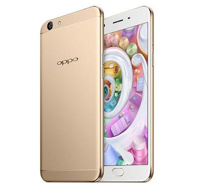 Oppo F1s New Edition Full Spesifikasi dan Harga Terbaru, Smartphone selfie RAM 4GB Telah Rilis di Indonesia