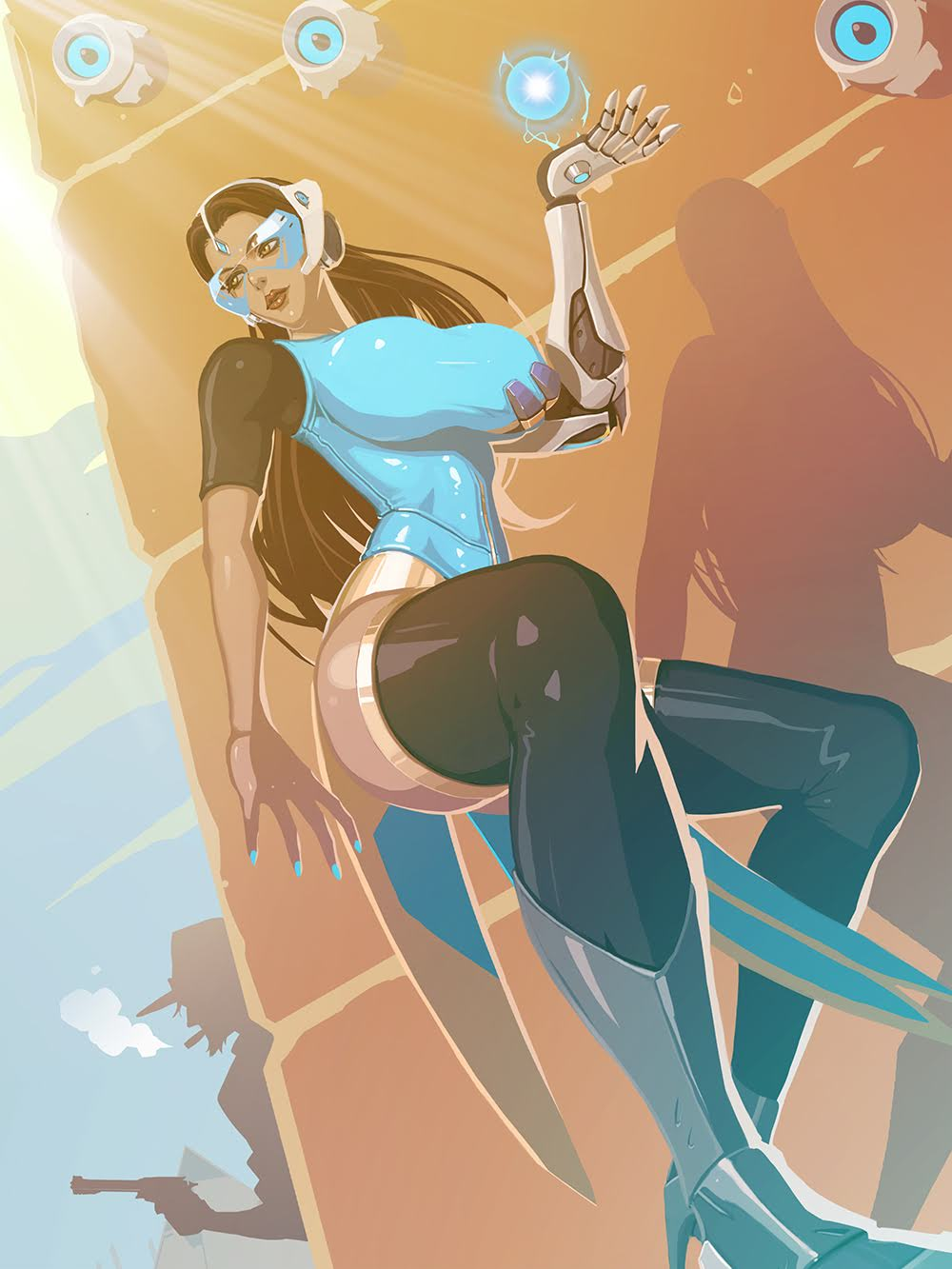 photos of symmetra