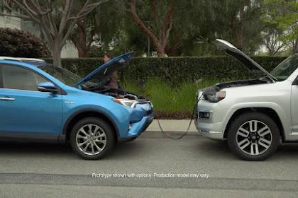 Cara Menjumper Mobil Hybrid Yang Baik Dan Benar