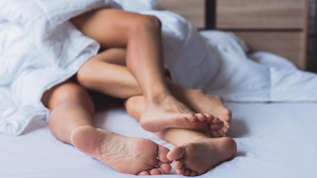 KASKUSER Jelang New Normal, Berhubungan Seks pun Dianjurkan Pakai Masker
