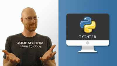 Top 5 Courses to learn Python for Desktop Application Development (PyQT and Tkinter) - Best of lot
