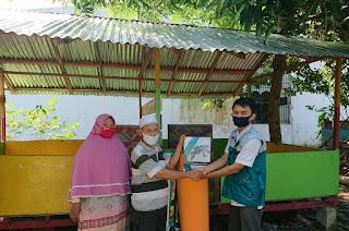 Nurul Hayat Medan Bantu Sapras TPQ Adz Dzaky