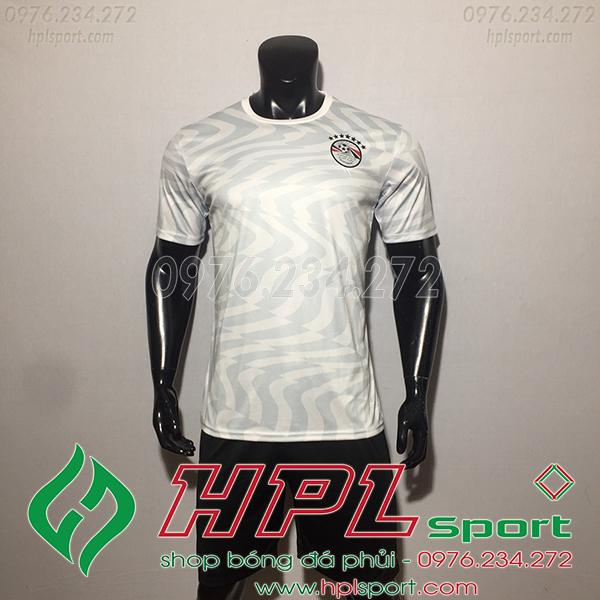 Áo đội tuyển Ai Cập màu trắng 2020