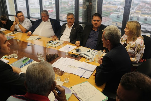 Deputados articulam liberação de verbas para seca no Ceará